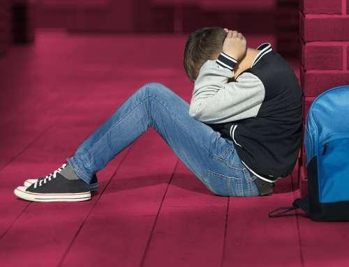 Member Story: Innocent Child vs. Neighborhood Bully