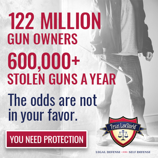 Stolen Gun? Get Gunowner Identity Theft Coverage Now.