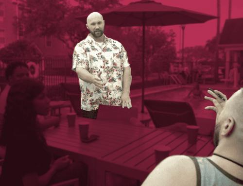 True Story: Member Forced to Tase Drunken Couple…TWICE?!