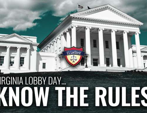 Virginia Lobby Day: Know the Rules