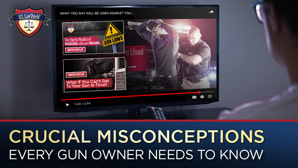 Webinar Roundup: 3 Common Misconceptions Every Gun Owner Needs To Know